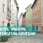 Salzkammergut útinapló II. – Salzburg, Hallein, Liechtenstein-szurdok