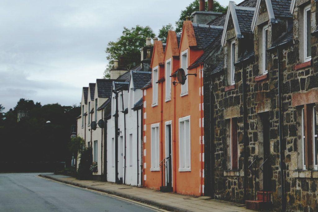 Skye szigete, Skócia