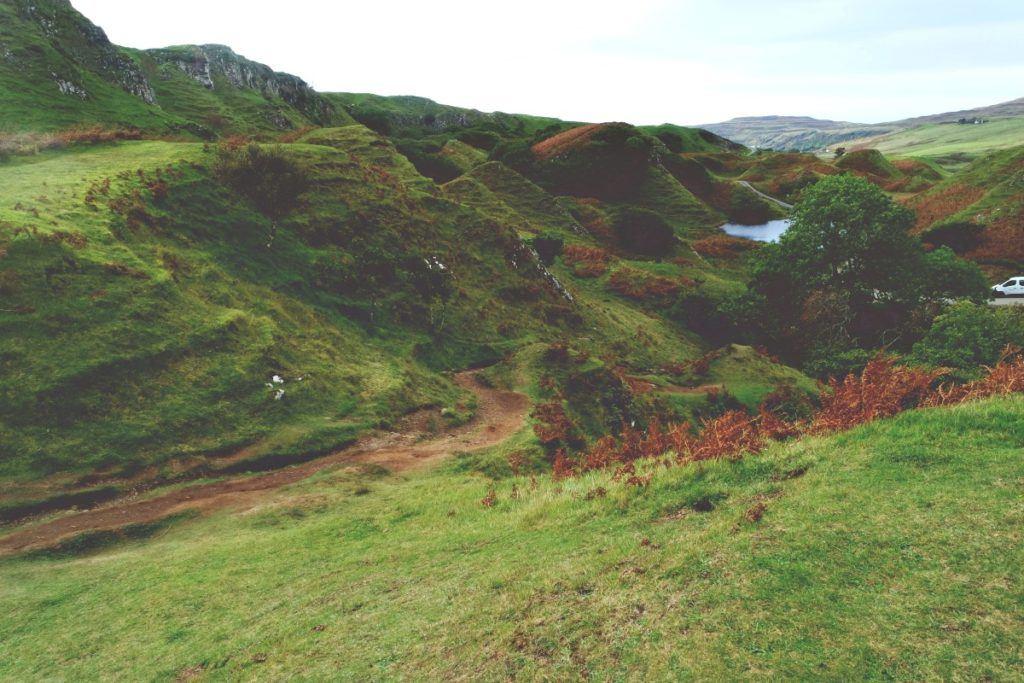 Fairy Glen dombok