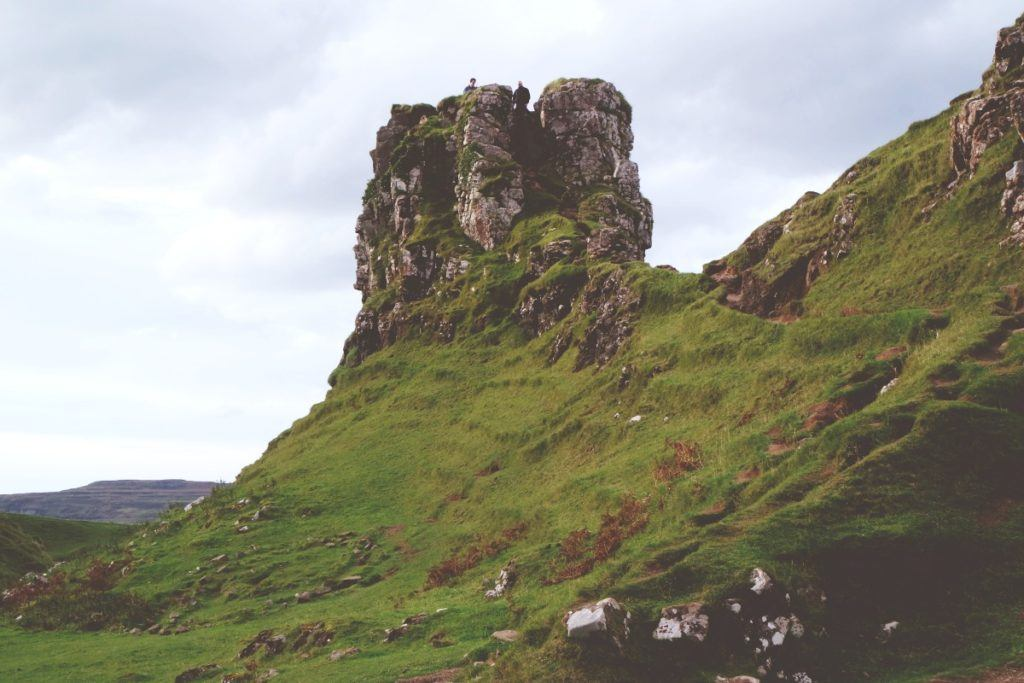 Fairy Glen, várrom