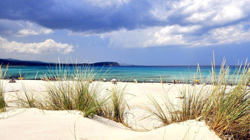 Szardínia tengerpart