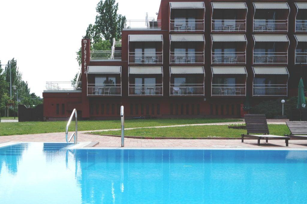 Hotel Margaréta, Balatonfüred