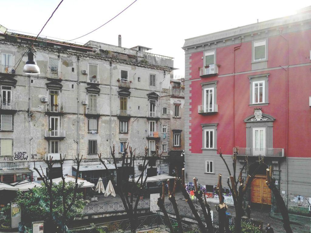 Nápoly Piazza Bellini