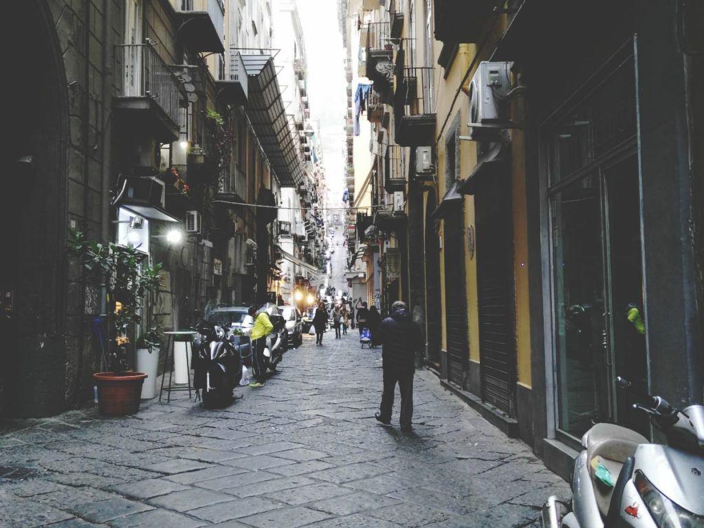 Nápolyi utcák