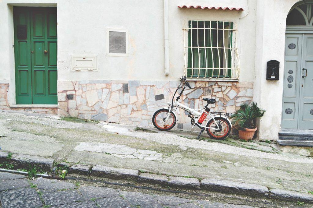 Procida bicikli
