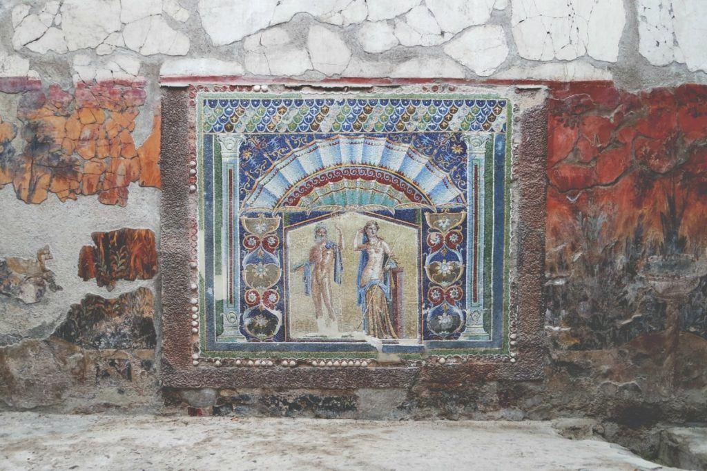 Ercolano mozaik