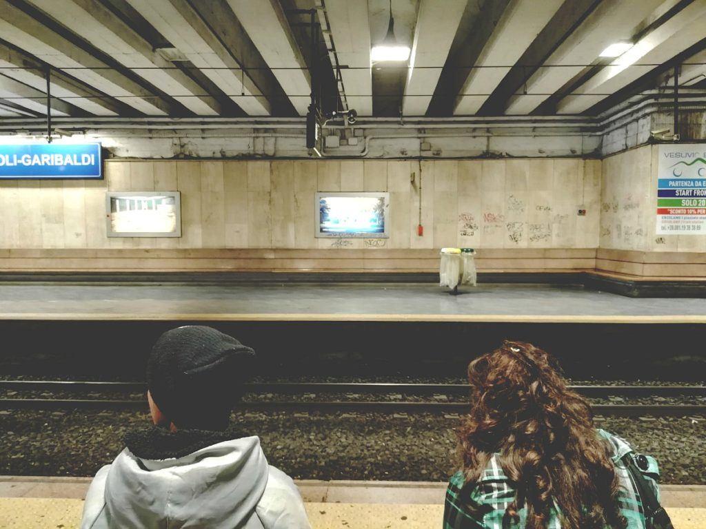 nápoly vasútállomás