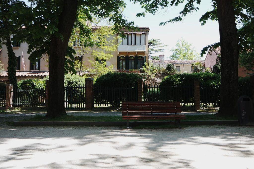 Giardini Velence másképp