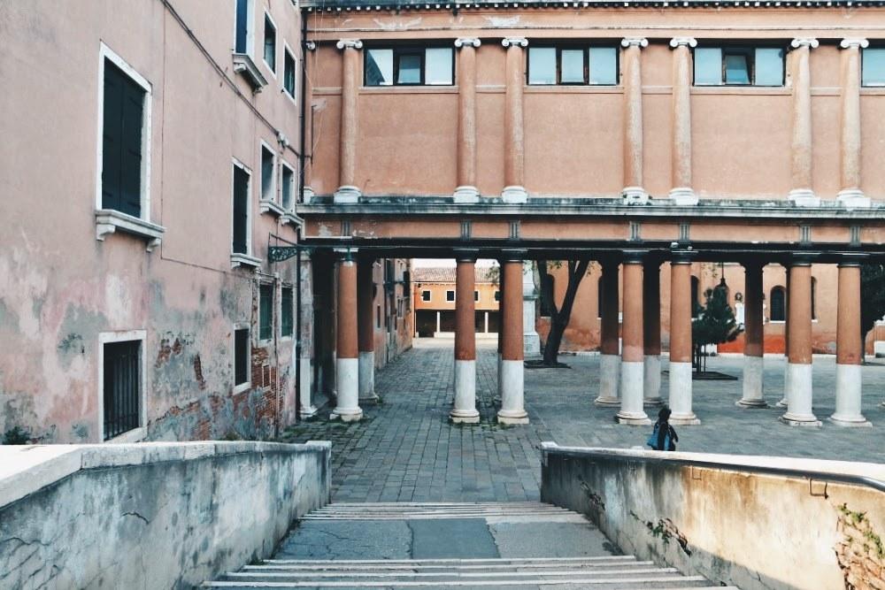 San Francesco della Vigna Velence másképp