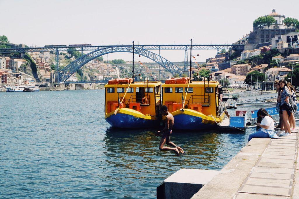 Porto Dom Luis híd
