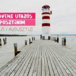 Kedvenc utazós posztok — július és augusztus