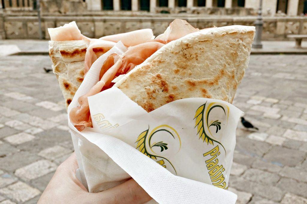 Lecce piadna