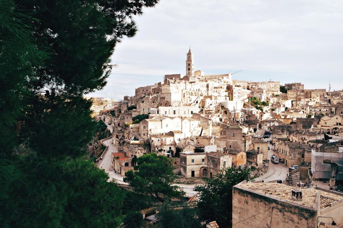 Matera Olaszország