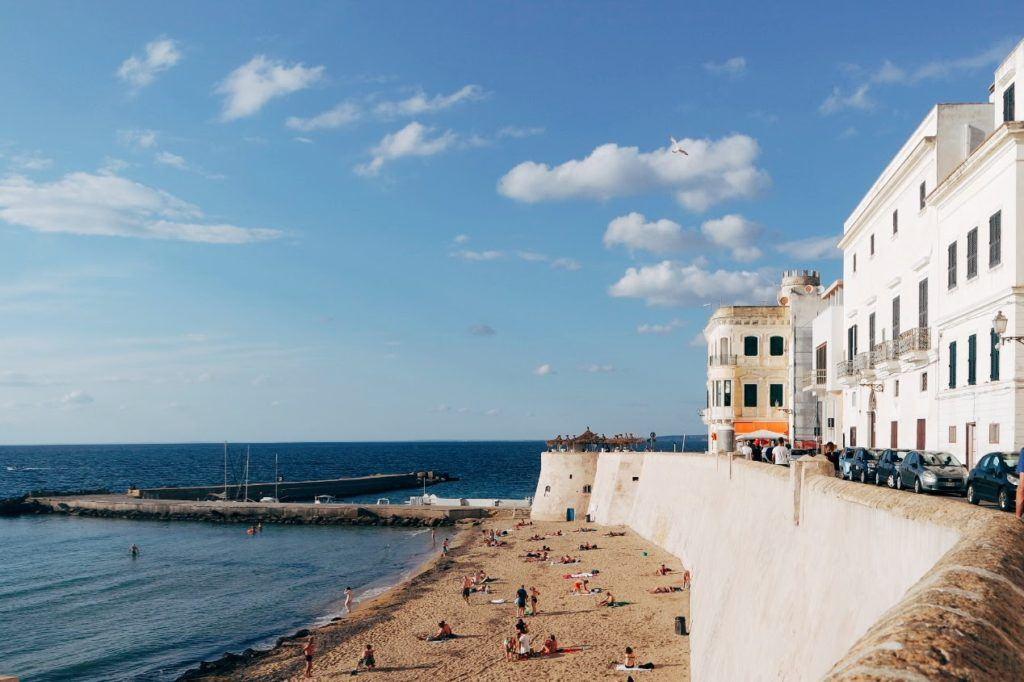 Gallipoli Puglia városok