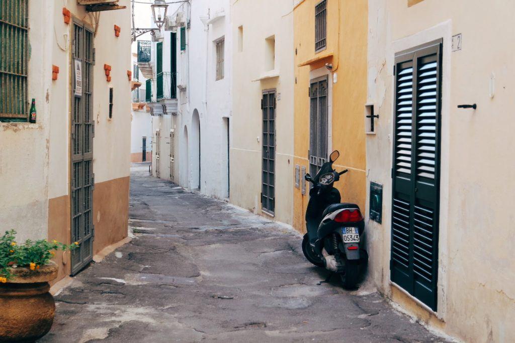 Gallipoli Pugliai városok