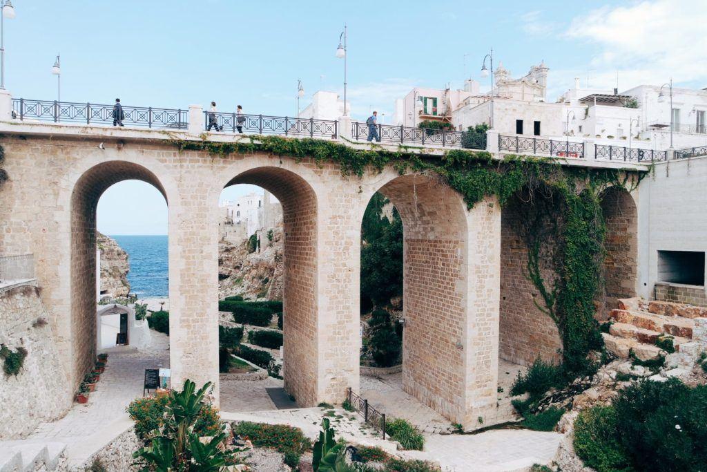 Polignano a Mare viadukt