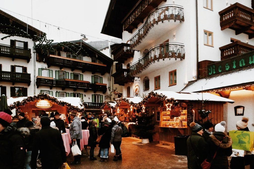 Adventi vásár Ausztriában
