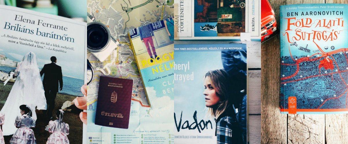 utazós könyvek