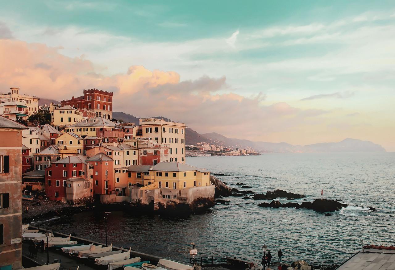 Genova Olaszország