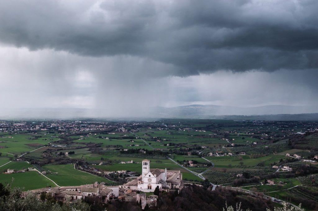 Assisi Olaszország