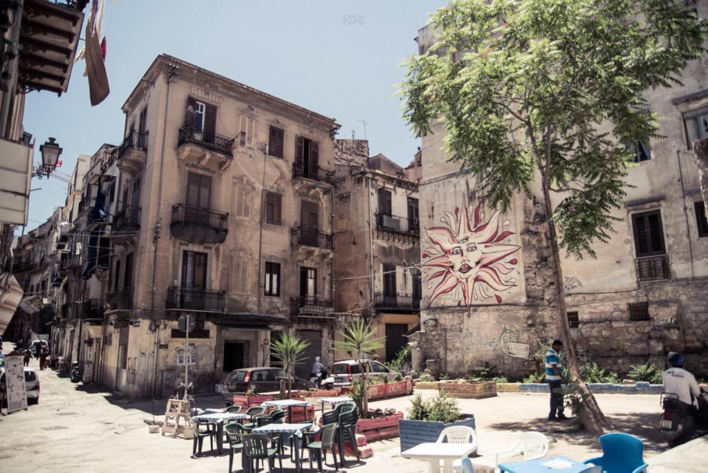 Palermo Olaszország