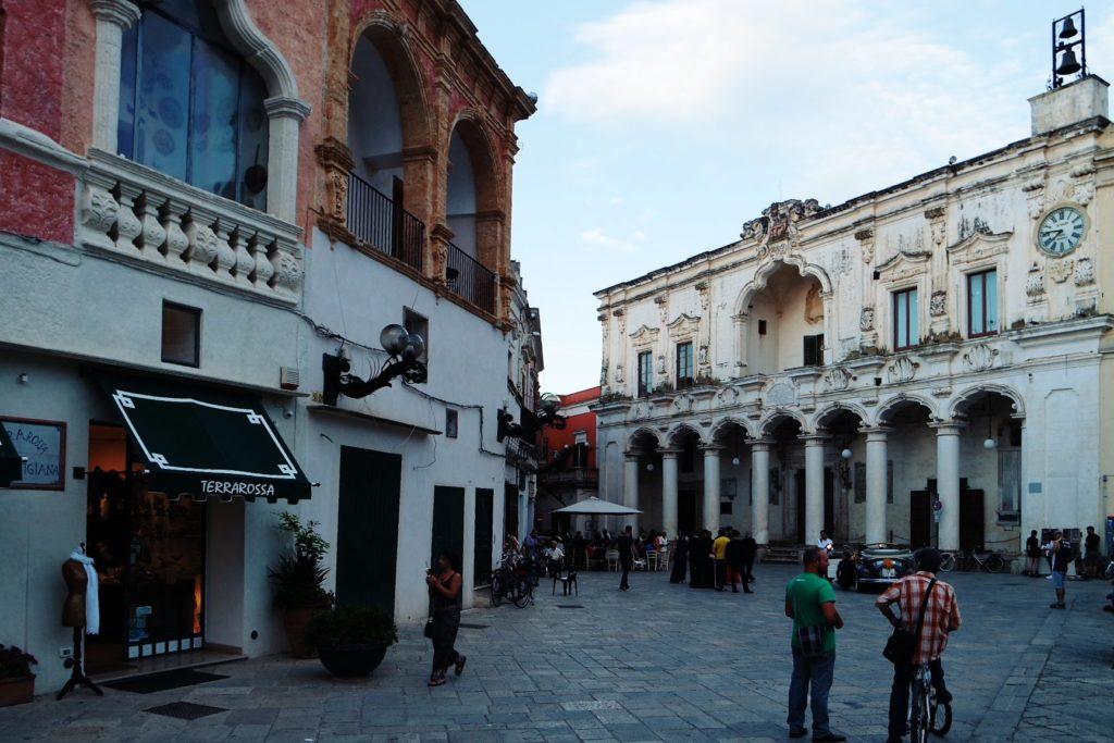 Puglia látnivalók Nardó