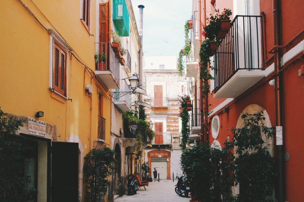 Puglia látnivalók Bari