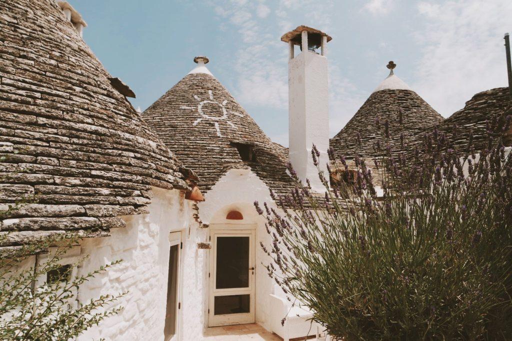 Puglia látnivalók Alberobello