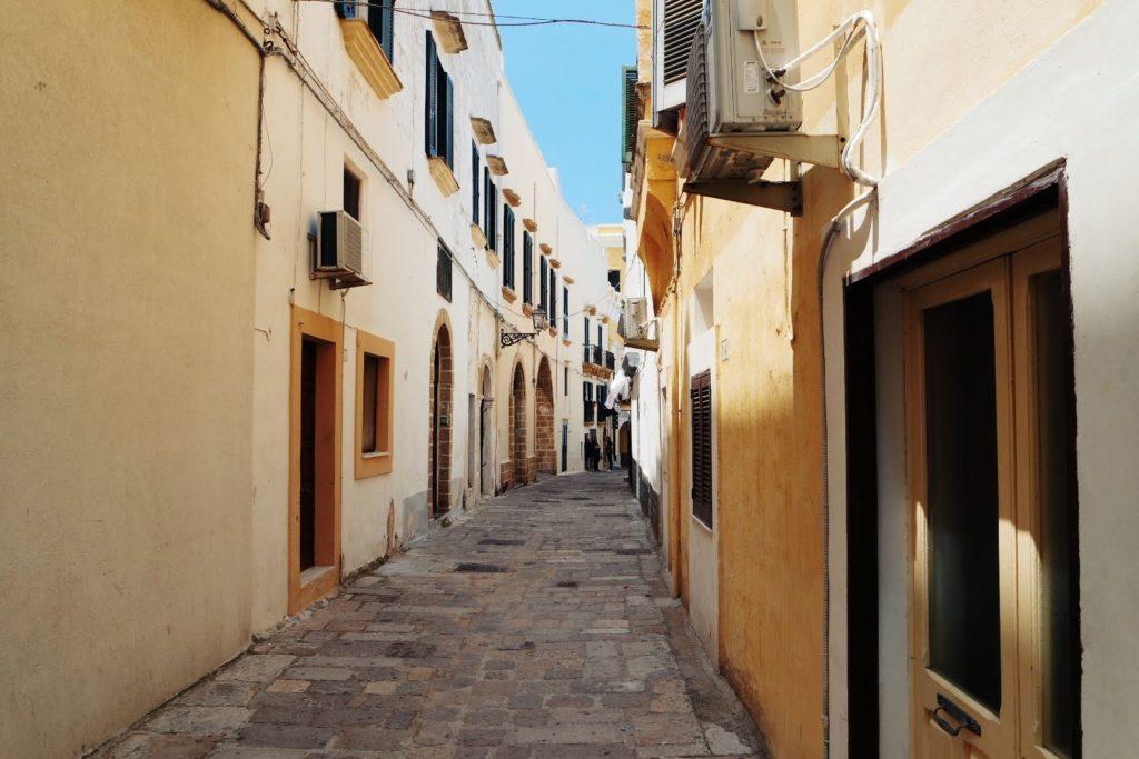 Puglia látnivalók