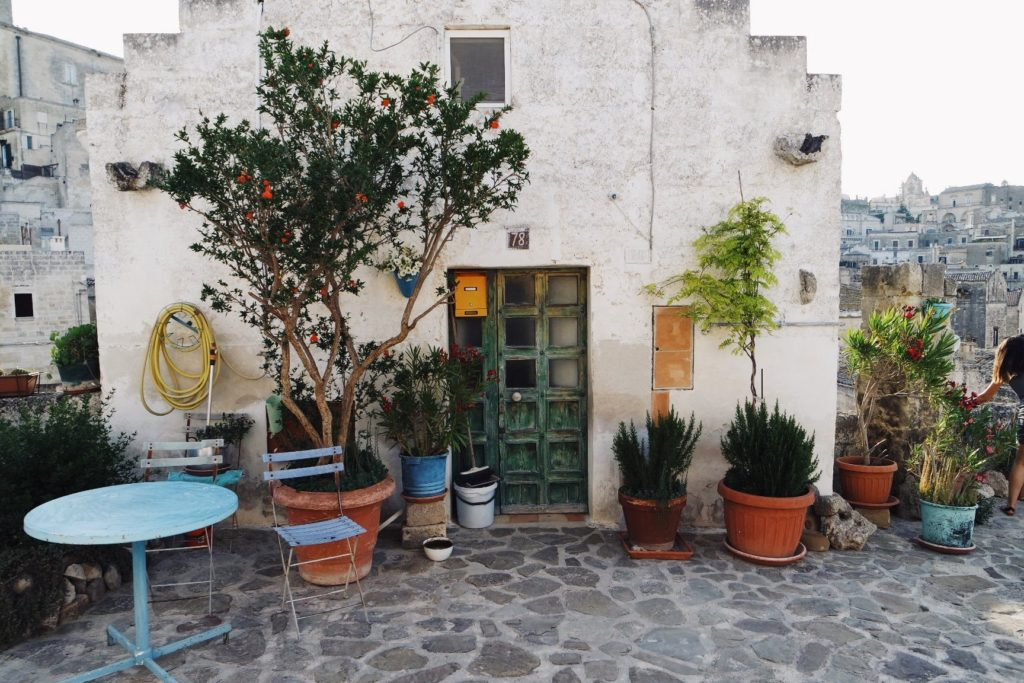 Puglia látnivalók Matera