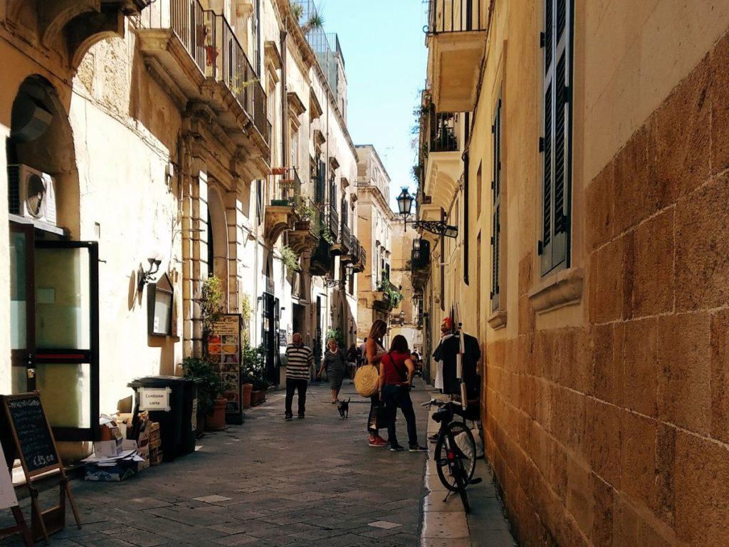 Puglia látnivalók Lecce