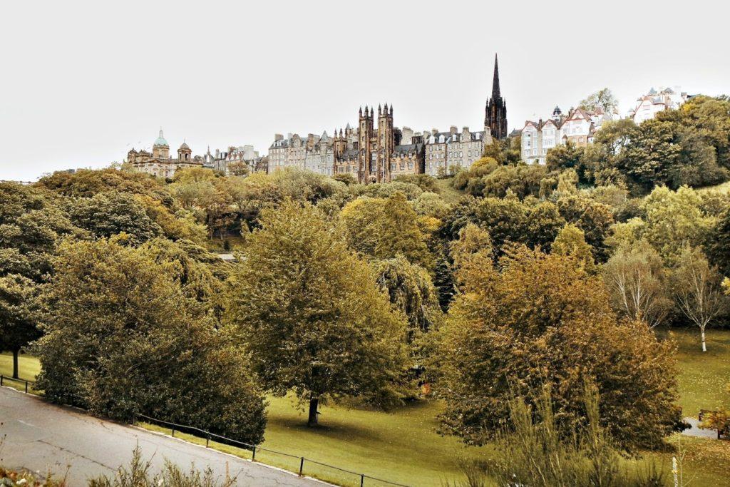 skót felföld edinburgh