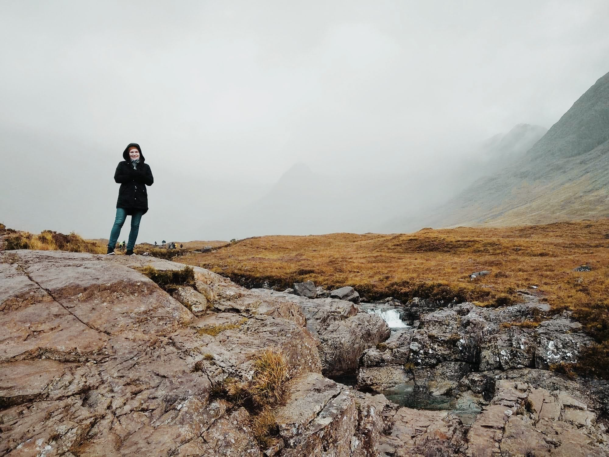 skócia skót felföld útiterv