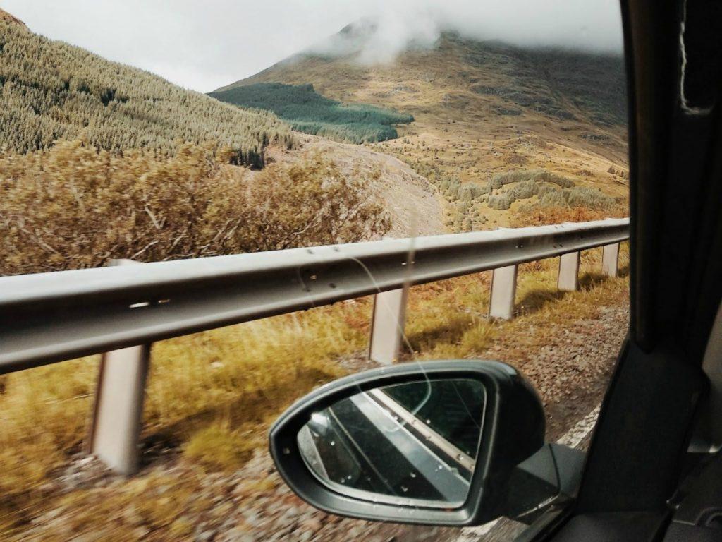skót felföld autóbérlés