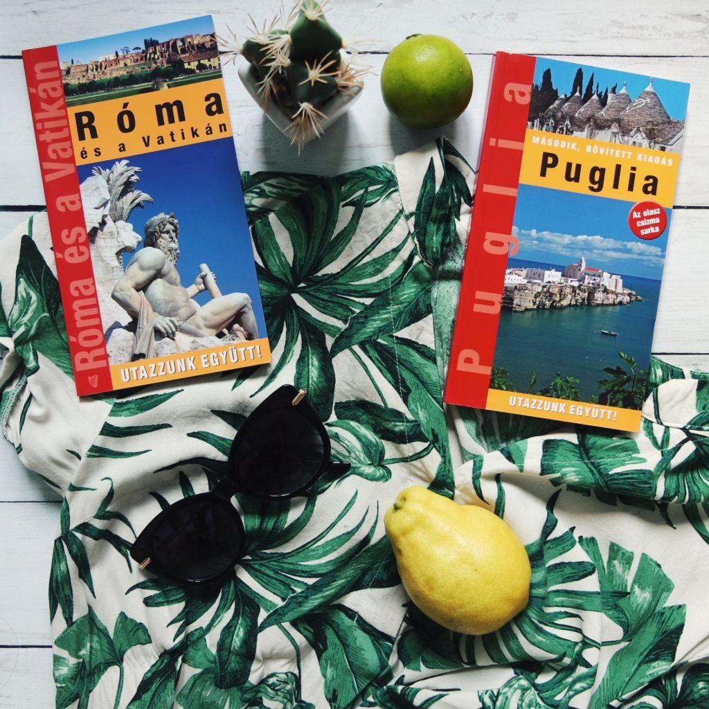 Puglia útikönyv