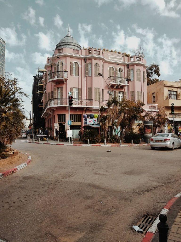 Tel Aviv látnivalók
