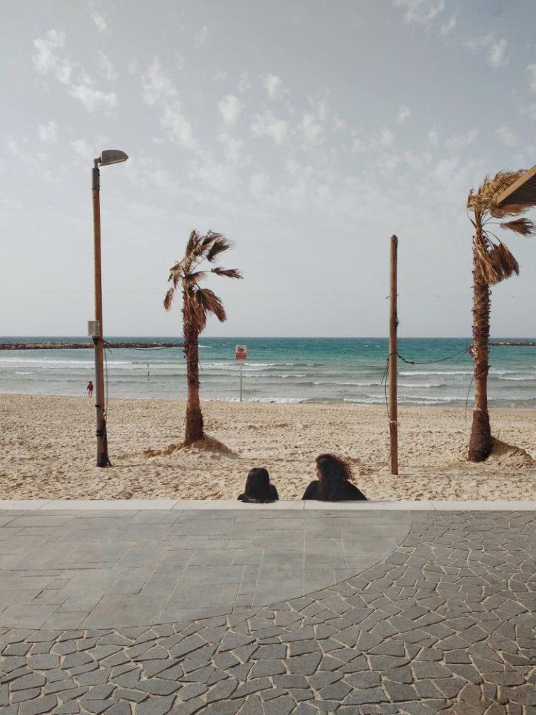 Tel Aviv látnivalók tengerpart